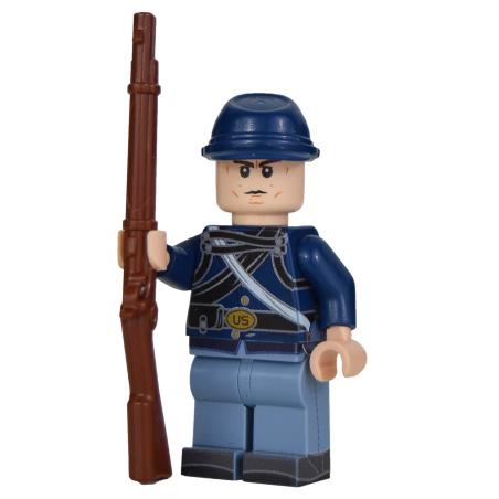 Civil War Union Soldier