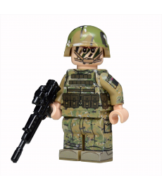 Royal Marine Commando Minifigure