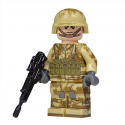 Gulf War British Soldier