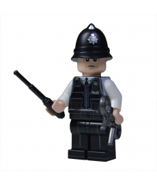 Met Police Officer Minifigure