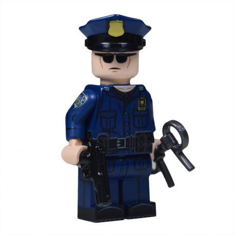 NYPD Cop Minifigure