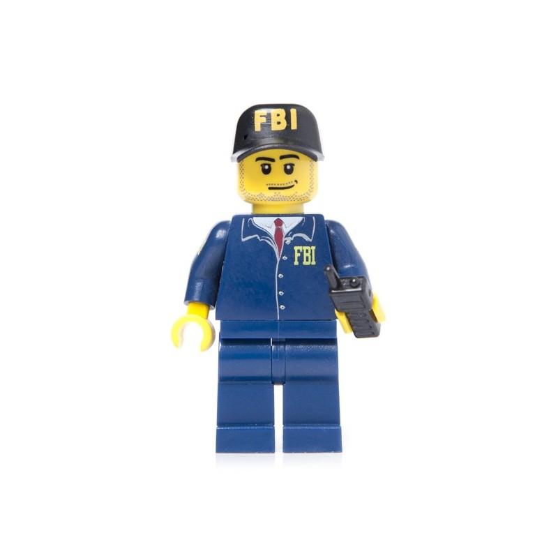 FBI Offizier