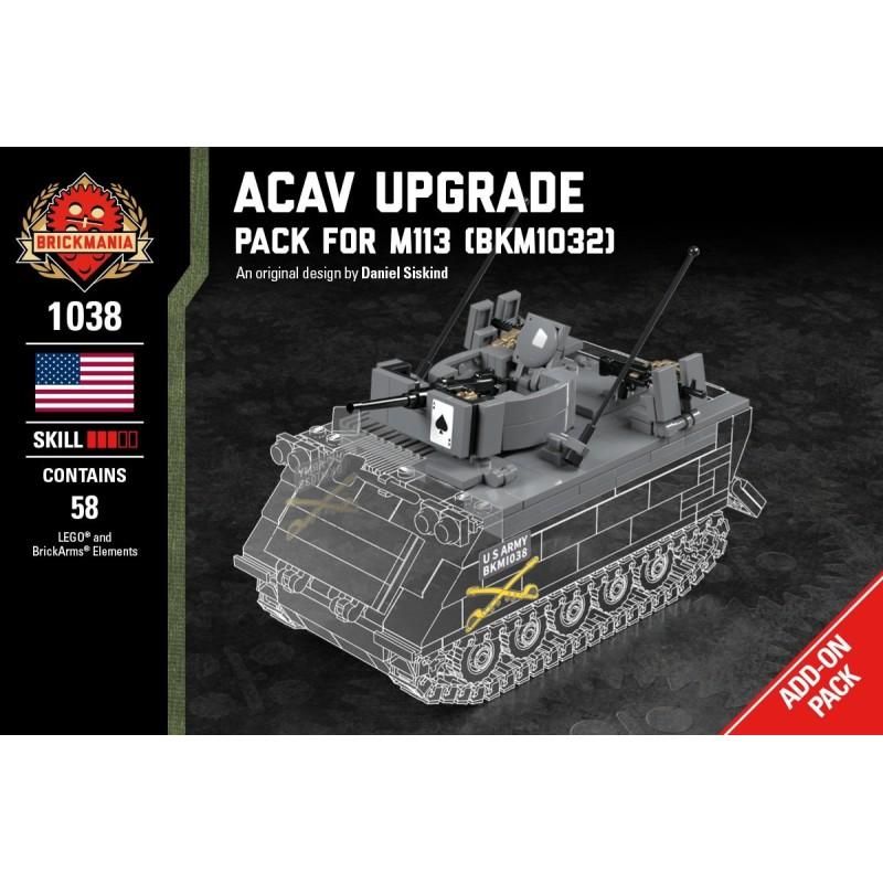 Vietnam ACAV Upgrade - Pack for M113
