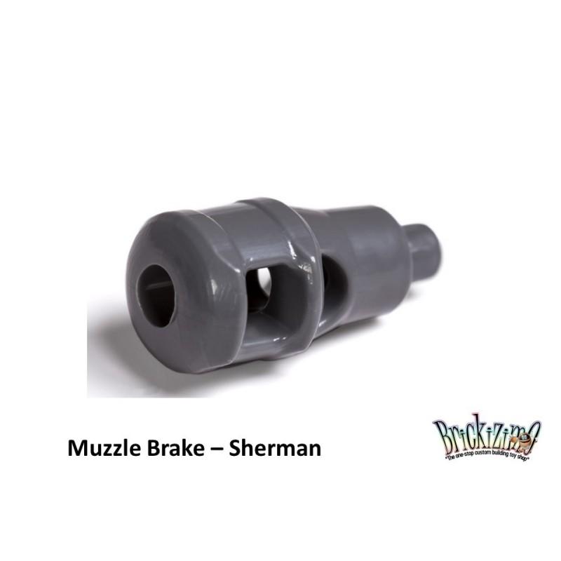 Sherman - Muzzle Brake