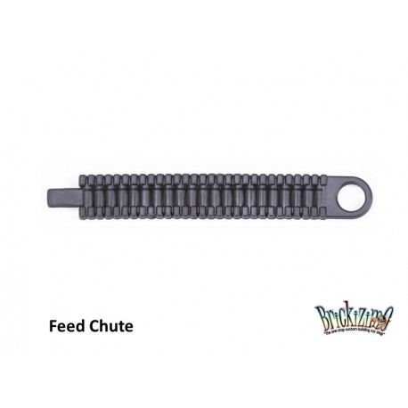 Feed Chute - ammunition belt