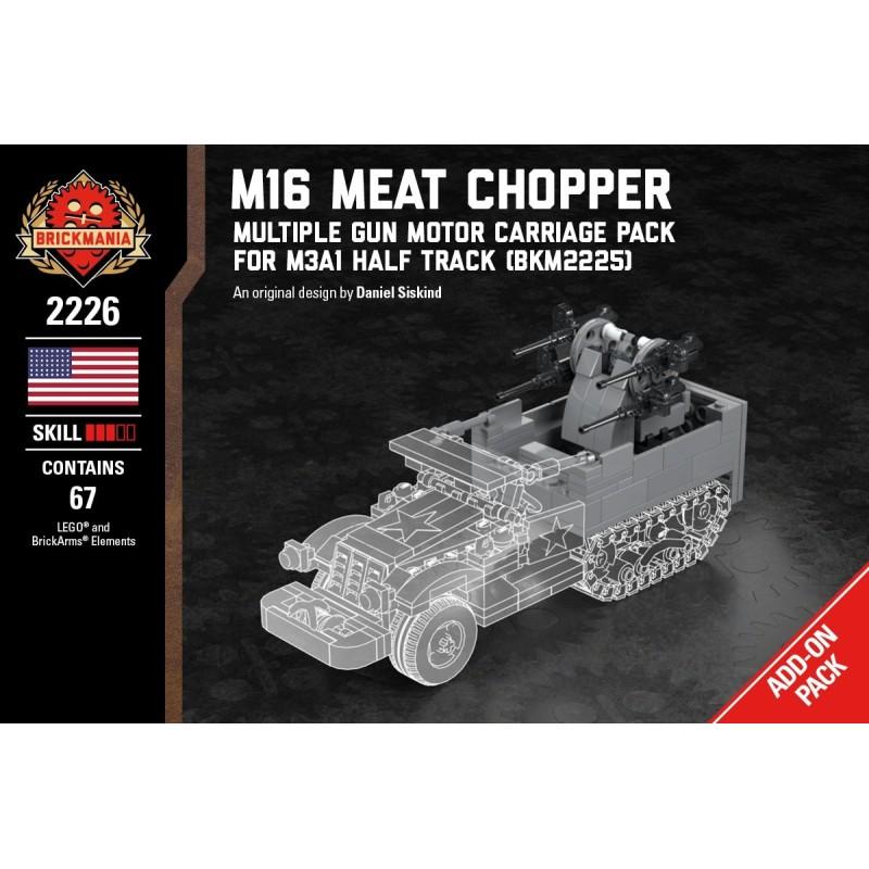 M16 Meat Chopper