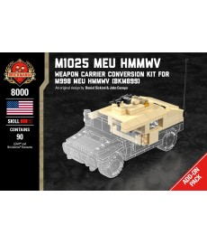 M1025 HMMWV - Weapon Carrier Conversion Kit Add-On Pack