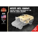 M1025 MEU HMMWV - Weapon Carrier Conversion Kit Add-On Pack