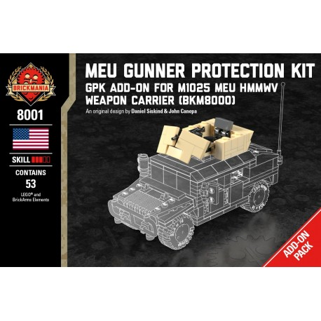 MEU Gunner Protection Kit Add-On Pack