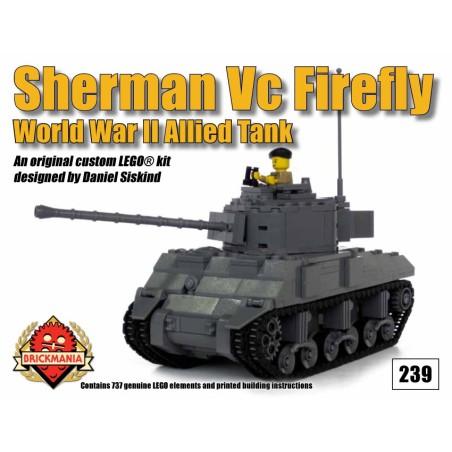 Sherman Vc Firefly Tank