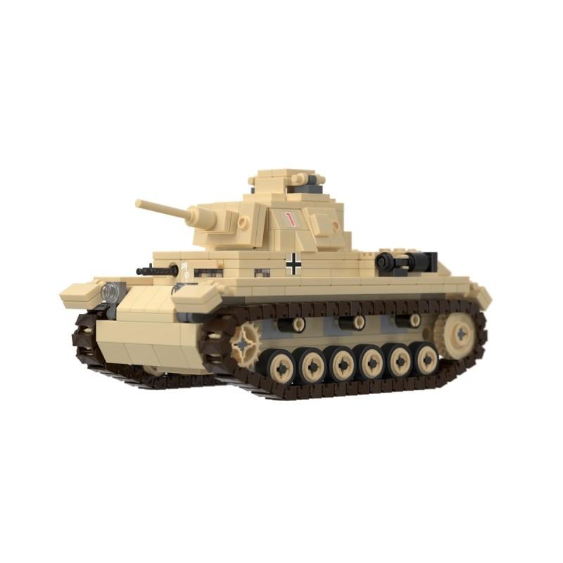 Panzer III Ausf E