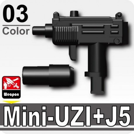 Mini-UZI + Silencer