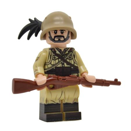 WW2 Italian Bersaglieri (Desert)