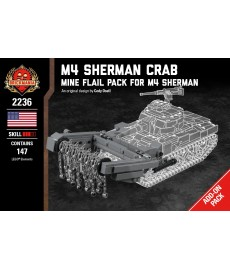 M4 Sherman Crab - Pack for M4 Sherman