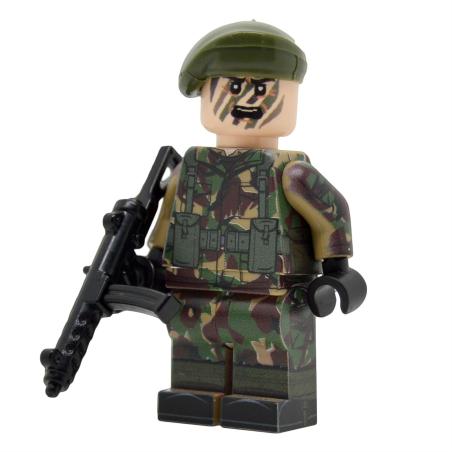 Falklands War British Commando