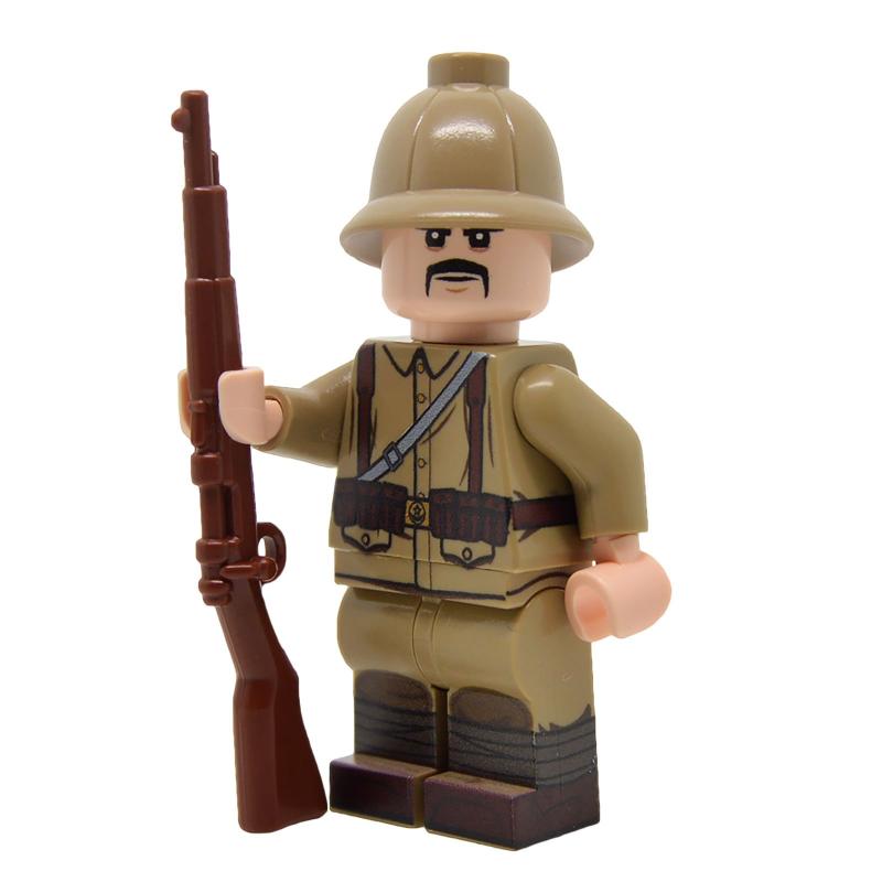WW1 Ottoman Soldier