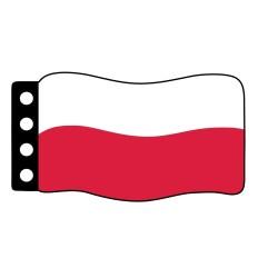 Flag : Poland
