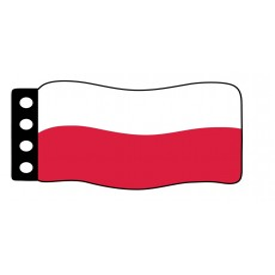 Vlag : Polen