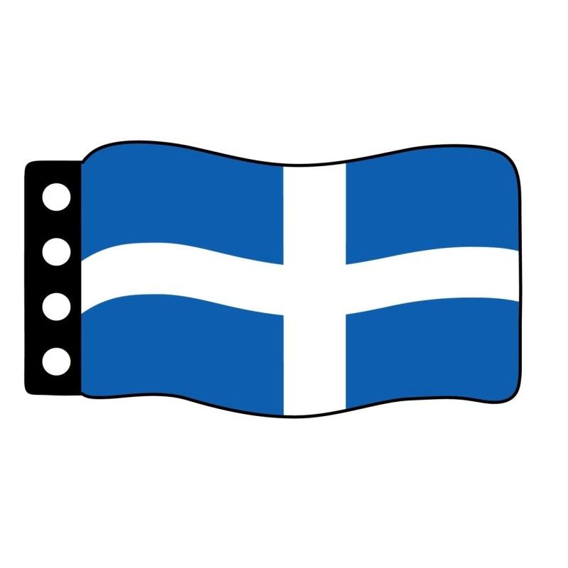Flag : Greece Pre 1978