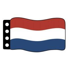 Vlag : Nederland