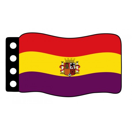 Flag : Spain Republic 1931-1939