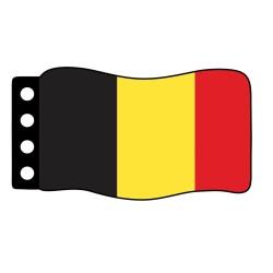 Vlag : België