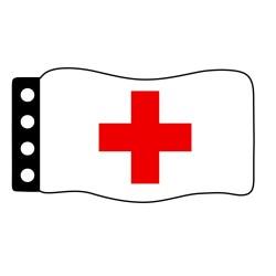 Vlag : Rode Kruis