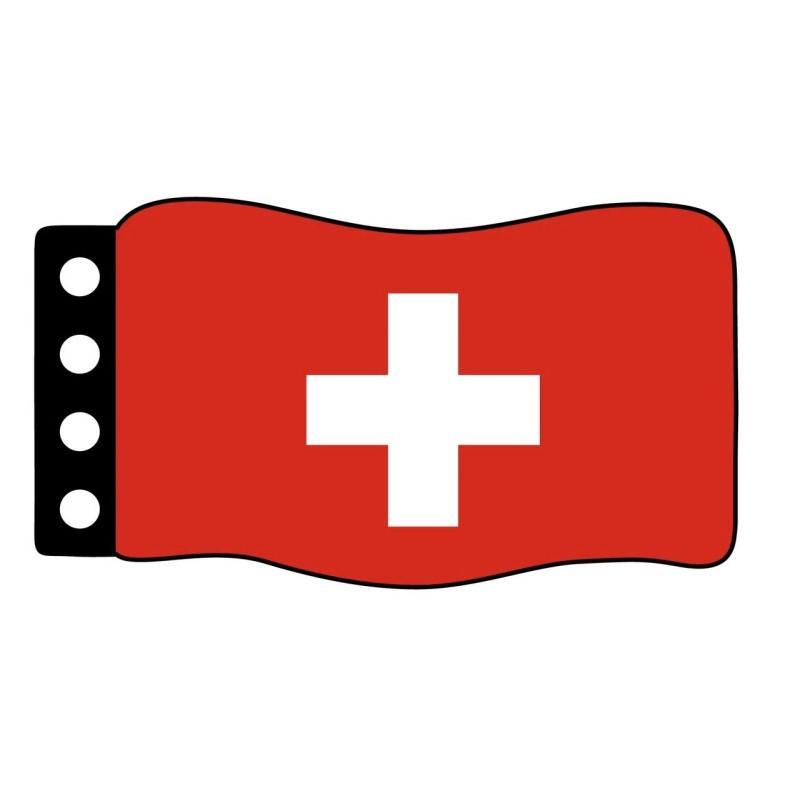 Flage : Schweizerisch