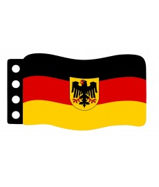 Flag : West German