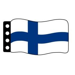 Flag : Finland