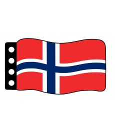 Flage : Norwegen