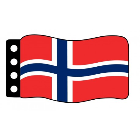 Flag : Norway