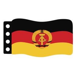 Vlag :Duitse Democratische Republiek