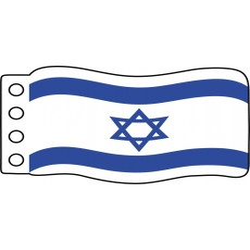 Flage : Israelisch
