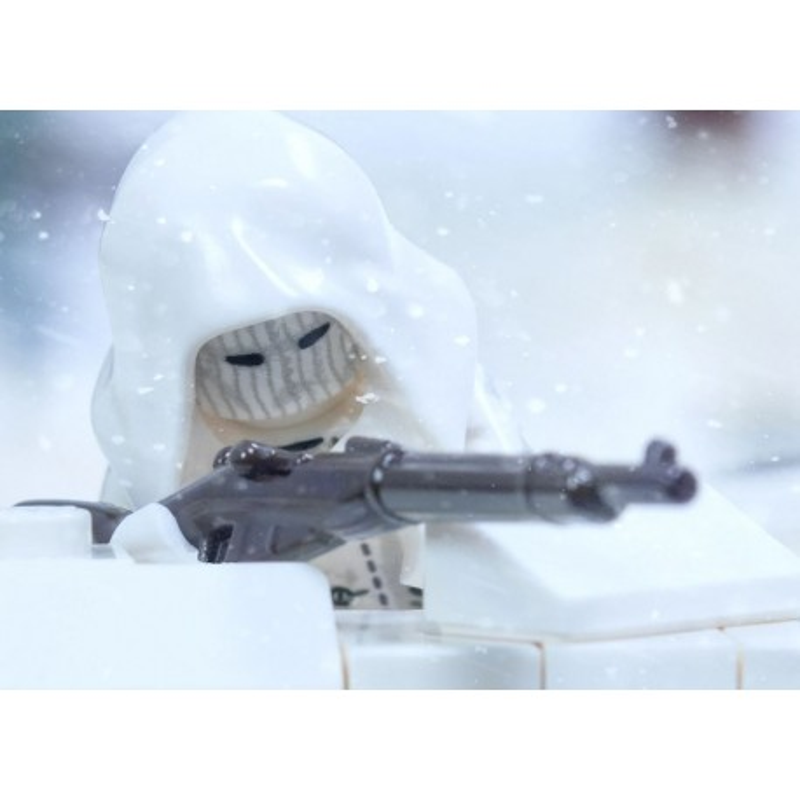 White Death - WWII Finnish Sniper