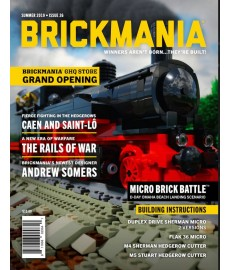 Brickmania Magazine Issue 26 Sommer 2019