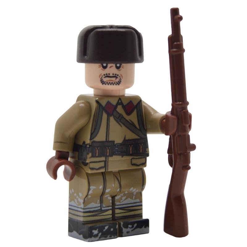 Winter War Soviet Infantry