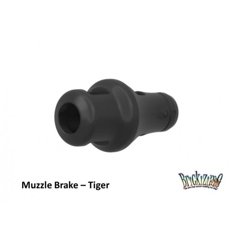 German Tiger - Muzzle Brake