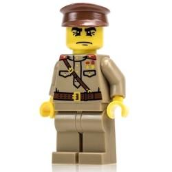 Brickmania WW2 Russian Officer