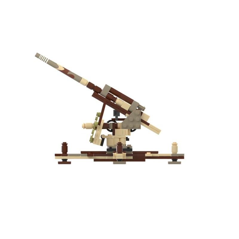 8.8cm Flak 36 Anti-Aircraft Kanone