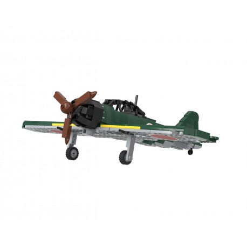 A6M5 Zero - WWII Long-Range Fighter
