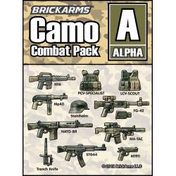 Camo Combat Pack Alpha