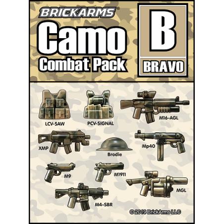 Camo Combat Pack Bravo