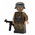 WW2 German in Oak Leaf Camo (MP40)