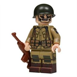 WW2 U.S. Paratrooper Minifigure