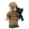 WW2 British Army Bren Crew Member (Mid-late war)