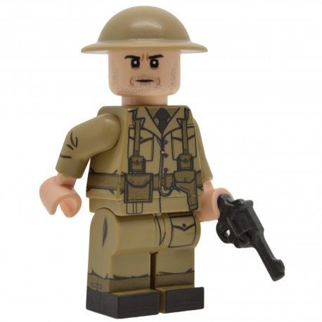 WW2 British Army Officer (Mid-late war)