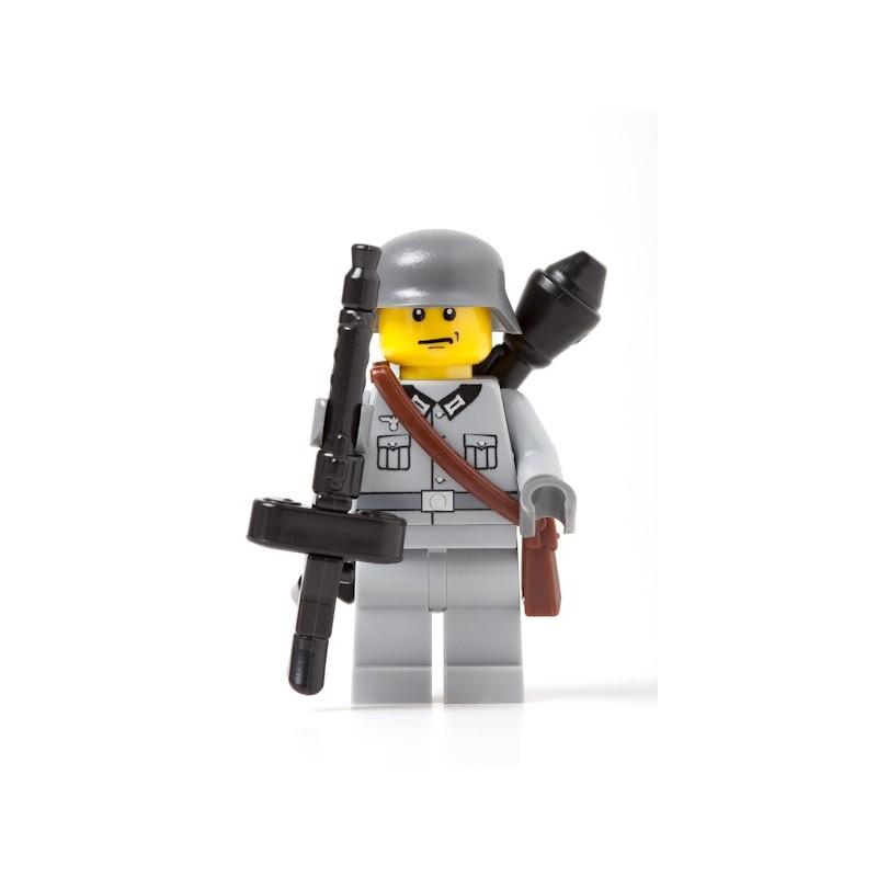 Wehrmacht Soldat mit MG34 & Panzerfaust