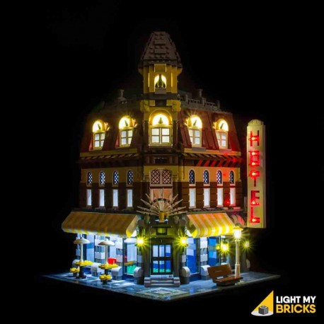 LEGO Cafe Corner 10182 Light Kit