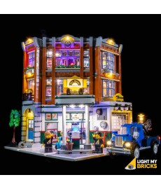 LEGO Corner Garage 10264 Light Kit